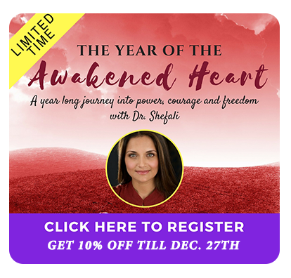 The Year of the Awakened Heart