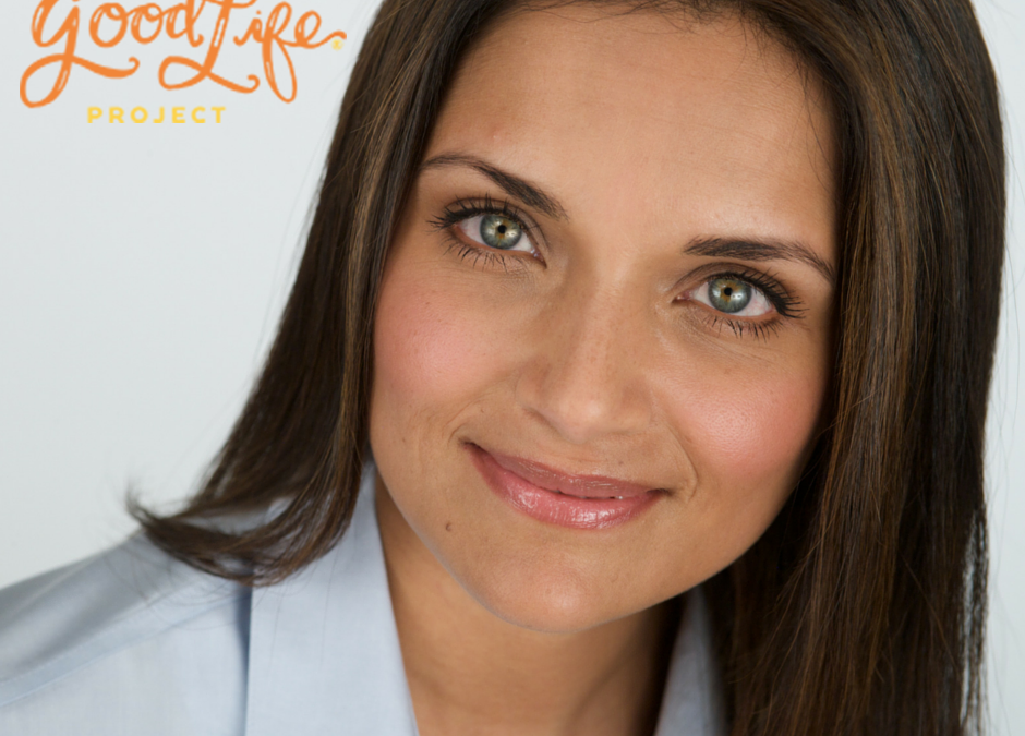 Dr. Shefali Tsabary: Parenting as a Vehicle for Liberation on Good Life Project