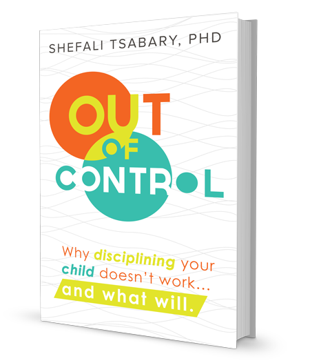 Dr. Shefali Book: Out of Control