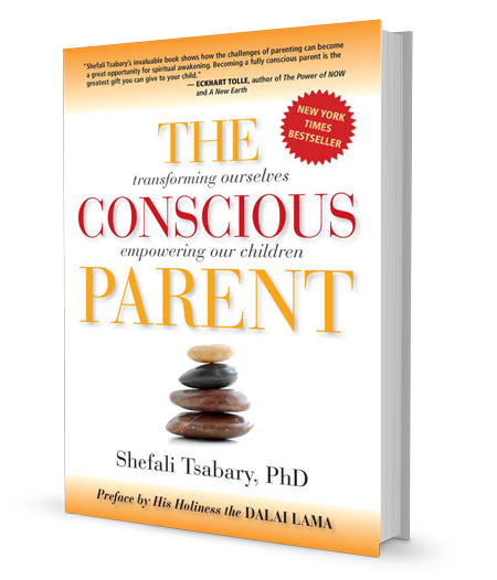Dr. Shefali Book: The Conscious Parent