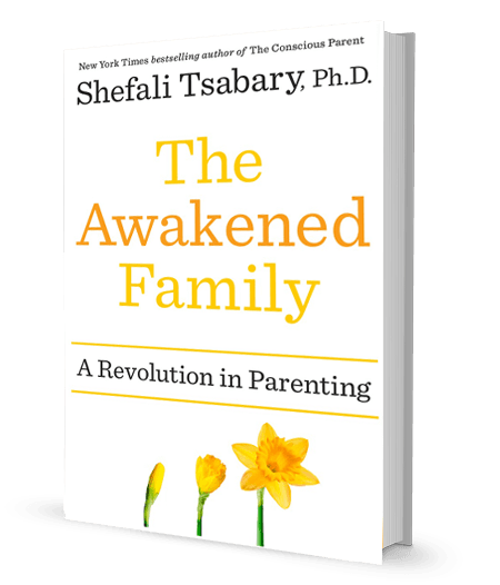 Dr. Shefali Book: The Awakened Family