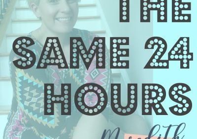 The Same 24 Hours: Dr. Shefali on Conscious Parenting